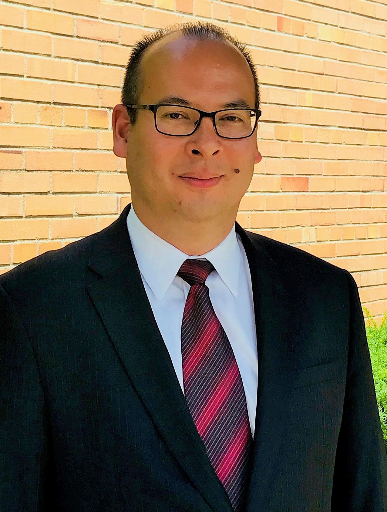 Portrait of Brian Lum